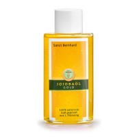 Kraueterhaus Sanct Bernhardt Jojoba Oil Gold SPF 6100-ml-bottle