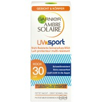 GARNIER (ГАРНЬЕ) Ambre Solaire UV Sport Protection Creme LSF 30 50 мл