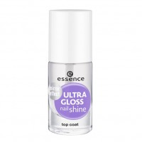 essence Ultra Gloss Nail Shine Top Coat Лак для верхнего слоя 8 г