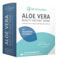 Dr.Schneider (Др.схнайдер) Aloe Vera Beauty Instant Drink 30 шт