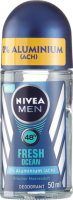 NIVEA MEN Дезодорант Roll-on Fresh Ocean, 50 мл