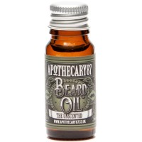 Apothecary87 Bartpflege The Unscented Beard Oil масло для бороды, 10 мл