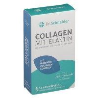 Dr.Schneider (Др.схнайдер) Collagen mit Elastin 60 шт