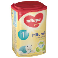 Milupa (Милупа) Milumil 1 Anfangsmilch 800 г