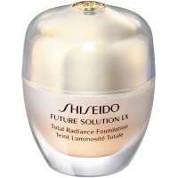 Shiseido (Шисейдо) Fussure Solution LX Total Radiance Foundation База для макияжа, Nr. I40 Natural Fair Ivory / 30 мл