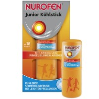 Nurofen (Нурофен) Junior Kuhlstick + Nurofen Junior Kuhlstick GRATIS 14 мл