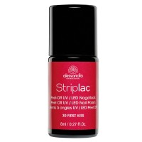 alessandro (алессандро) Striplac Nagellack 30 First Kiss Red 8 мл