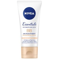 NIVEA (НИВЕЯ) BB CREAM 5-IN-1 Hell LSF 10 50 мл