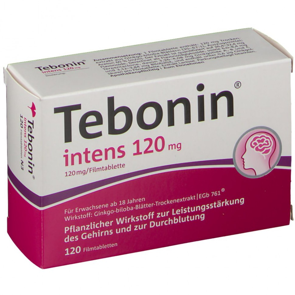 tebonin инструкция по применению
