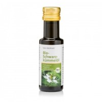 Kraueterhaus Sanct Bernhardt Black Cumin Oil, 100 % pure, 100-мл-бутылка