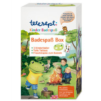 tetesept (тетесепт) Kinder Badespass Box 3X50 г