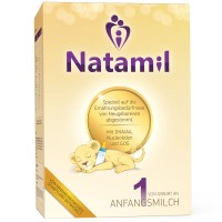 Natamil (Натамил) 1 Anfangsmilch 800 г