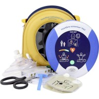 Defibrillator Дефибриллятор HeartSine samaritan PAD500P IT 8J incl. audio prompts