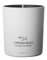 Marie-Stella-Maris Candle Cinema Bleu, Комнатная свеча 180 г