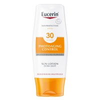 EUCERIN (ЭУЦЕРИН) Photoaging Control Sun Lotion Extra Light LSF 30 + 20 ml Eucerin SUN Oil Control GRATIS 150 мл