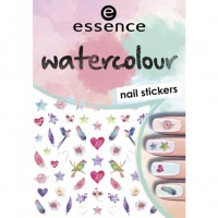 essence Watercolour Nail Stickers 1 Набор