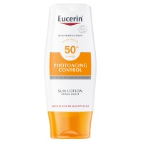 EUCERIN (ЭУЦЕРИН) Photoaging Control Sun Lotion Extra Light LSF 50+ + 20 ml Eucerin SUN Oil Control GRATIS 150 мл