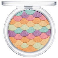 Essence Glow Like A Mermaid Highlighter Highlighter Puder, 10 g