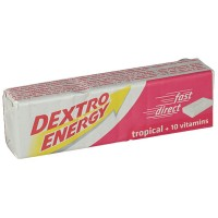 Dextro (Декстро) Energy Tropical + 10 Vitamine 1 шт