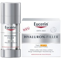 Eucerin (Эуцерин) HYALURON-FILLER Tag & Nacht Set 1 шт
