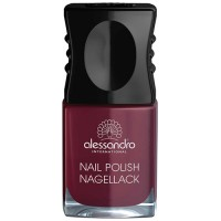 alessandro (алессандро) Nagellack 54 Midnight Red 10 мл