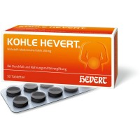 KOHLE (КОУХЛ) HEVERT Tabletten 50 шт