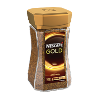 Nescafe Gold Original Растворимый кофе 200г