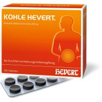 KOHLE (КОУХЛ) HEVERT Tabletten 300 шт