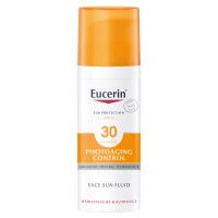 EUCERIN (ЭУЦЕРИН) Photoaging Control Face Sun Fluid LSF 30 + 20 ml Eucerin SUN Oil Control GRATIS 50 мл