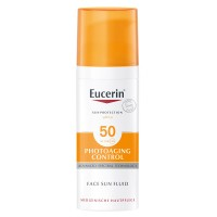 Eucerin (Эуцерин) Photoaging Control Face Sun Fluid LSF 50 + 20 ml Eucerin SUN Oil Control GRATIS 50 мл