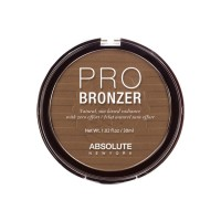 Absolute New York (Абсолют Нью-Йорк) Teint Pro Bronzer, Light / 18 g
