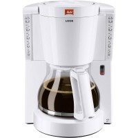 Кофеварка Coffee maker Melitta Look IV 1011-01 White Cup volume=8