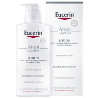 Eucerin (Эуцерин) AtopiControl Lotion fur Neurodermitis 400 мл