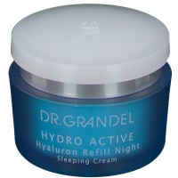Dr.Grandel (Др.грандел) Hydro Active Hyaluron Refill Night Sleeping Cream 50 мл