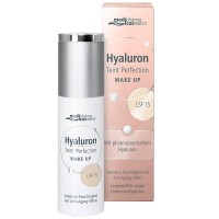 medipharma (медифарма) cosmetics Hyaluron Teint perfection Make Up Natural Gold LSF 15 30 мл