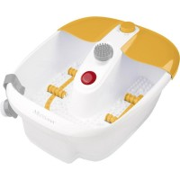 Foot spa Массажер для ног Medisana FS 883 White, Orange