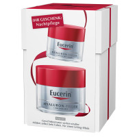 Eucerin (Эуцерин) Hyaluron-Filler + Volume-Lift Nachtpflege X-Mas Set 1 шт