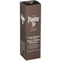 PLANTUR (ПЛАНТУР) 39 Color Braun Phyto-Coffein-Shampoo 250 мл