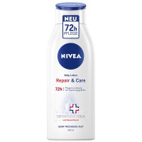 NIVEA (НИВЕЯ) Body Repair & Care SOS Body Lotion 400 мл