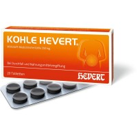 KOHLE (КОУХЛ) HEVERT Tabletten 20 шт