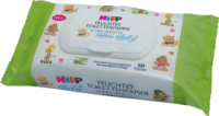 Hipp Babysanft Feuchttucher feuchtes Toilettenpapier, 50 St