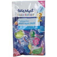 tetesept (тетесепт) Badeperlen Weltraum Held 60 г