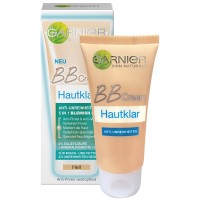 GARNIER (ГАРНЬЕ) Hautklar 5in1 BB-Cream 50 мл