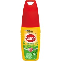 Autan (Аутан) Tropical Pumpspray 100 мл