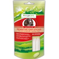 bogacare (богакер) Sensitive Ear Sticks fur Hunde 30 шт