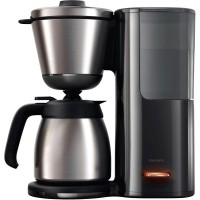 Кофеварка Coffee maker Philips HD7697/90 Intense Stainless steel, Black Cup volume=15