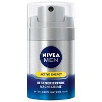 NIVEA (НИВЕЯ) MEN Active Energy Regenerierende Nachtcreme 50 мл