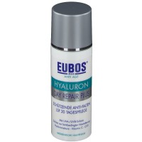 EUBOS (ЕУБОС) Hyaluron Day Repair plus LSF 20 Creme + 6 ml Hyaluron 3D Booster GRATIS 50 мл