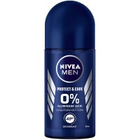 NIVEA (НИВЕЯ) MEN Protect & Care Roll-On 48h 50 мл