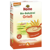 Holle (Хоулл) Bio-Babybrei Griess 250 г